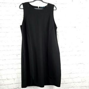 Tart Sleeveless sheath dress with stretch sz 2x